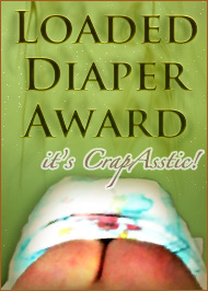 Loaded Diaper Award