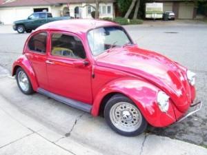 1966 volkswagen beetle-740274